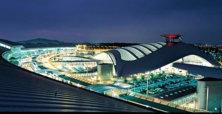 Lapangan Terbang Paling Canggih Di Dunia Berada Di  Korea Selatan